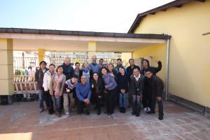 Kunming-konferenz-Gruppenfoto