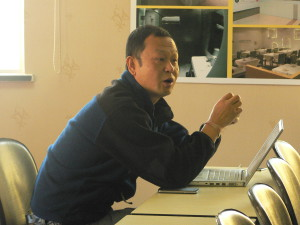 Li Bo (Friends of Nature)