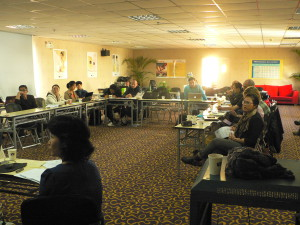 Capacity Building Workshop in Kunming