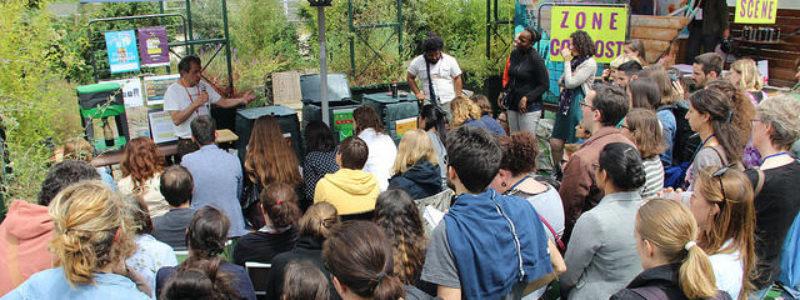 Zero Waste Festival in France