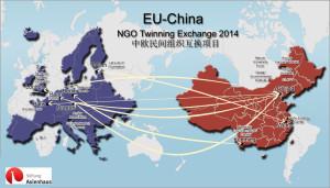 Twinning Map 2014