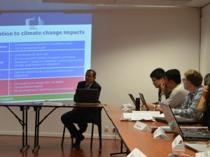 Martin Kaspar, Directorate-General for Climate Action (DG CLIMA)