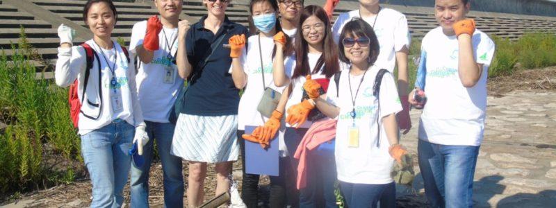 International Coastal Cleanups