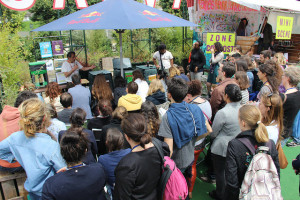 Impressions of the Zero Waste Festival in France