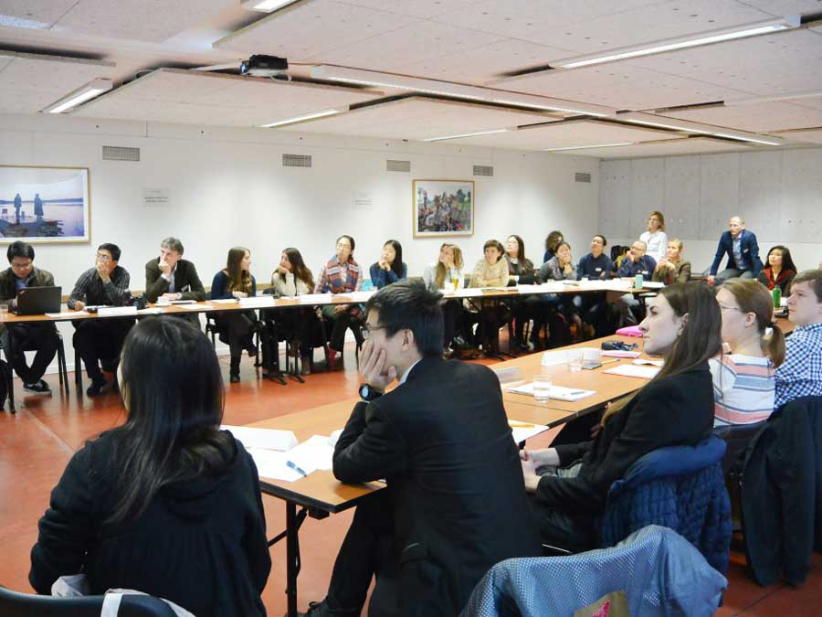 Climate change, social and environmental justice  Conference Report – Capacity Building Workshop, Brussels 2015