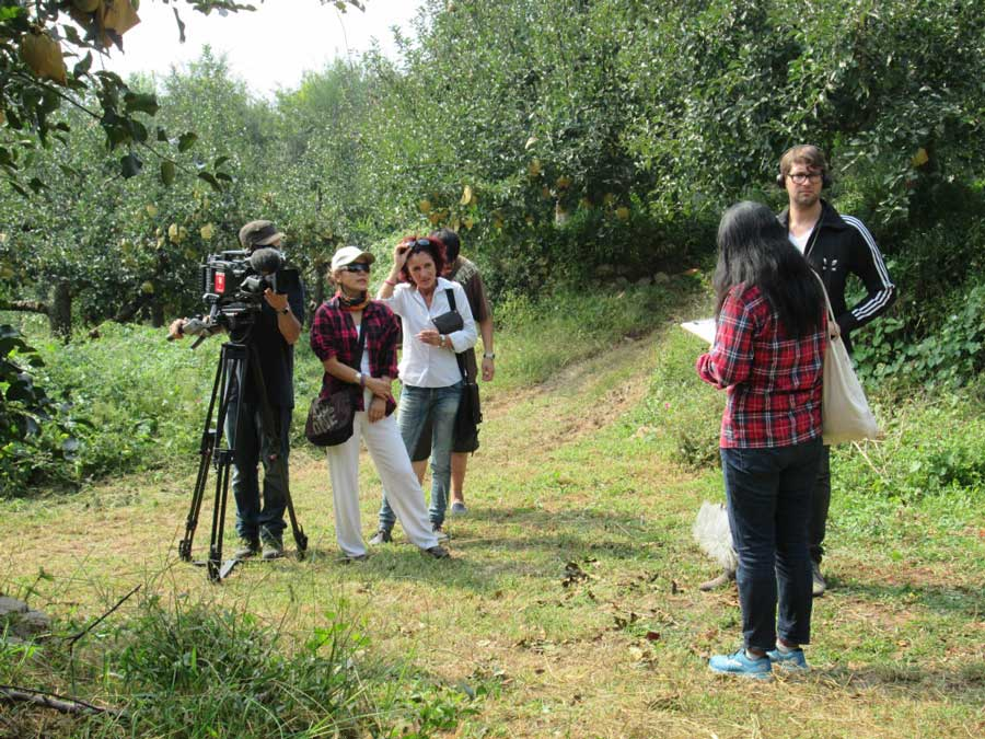 Documentary on 2014 Twinning Participant Beijing Farmer's Market