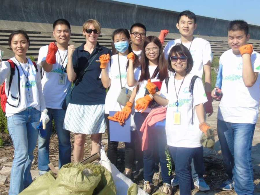 International Coastal Cleanups