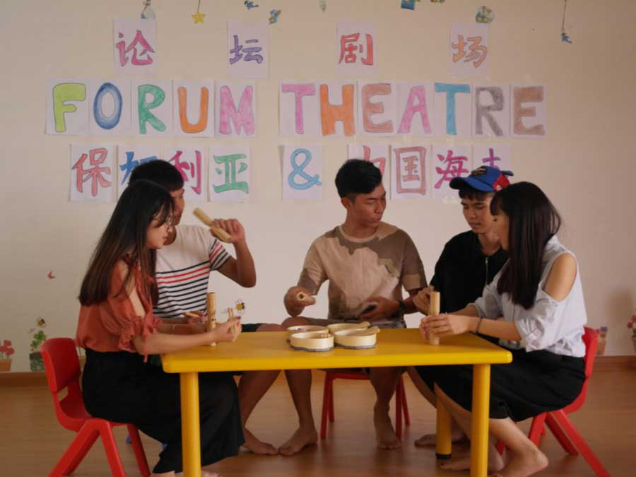 Forum Theatre for Social Change – an article on IAPS Dialogue