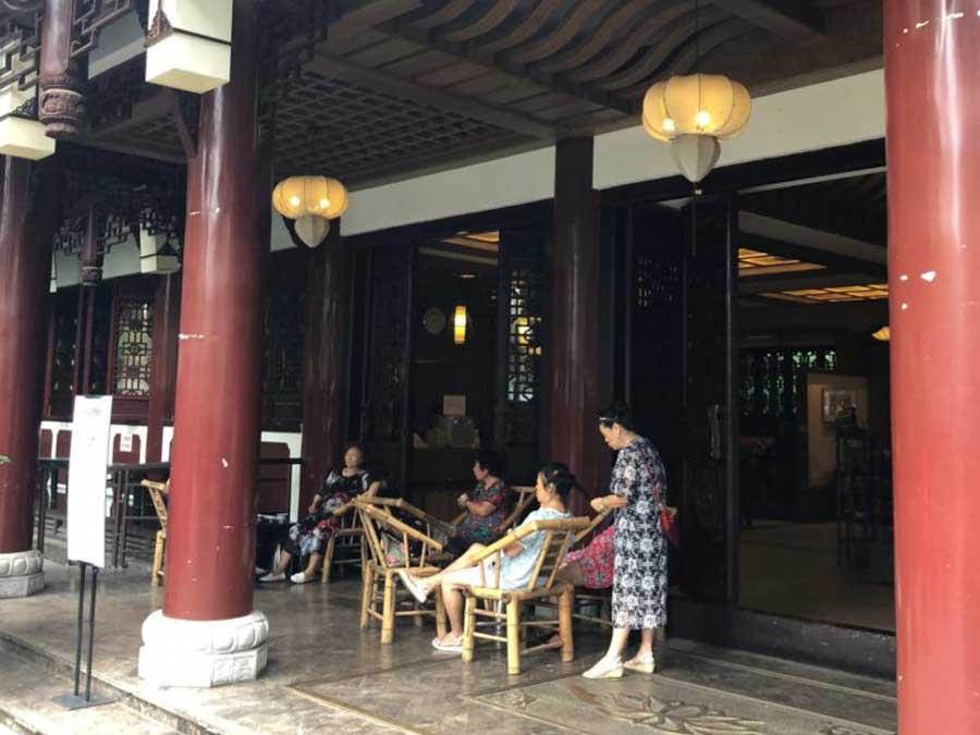 2018 Twinner article in the Shanghai Daily: Urban Neighbors