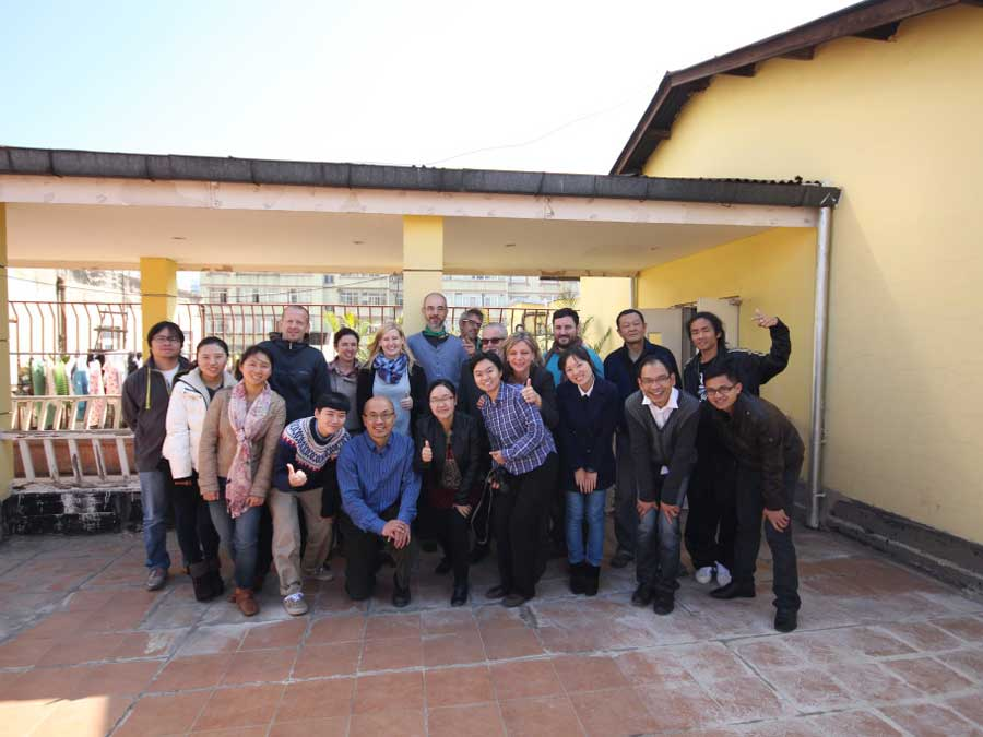 """""""Chinese Civil Society Advocacy Strategies"""" – Capacity Building Workshop for European Twinners"""