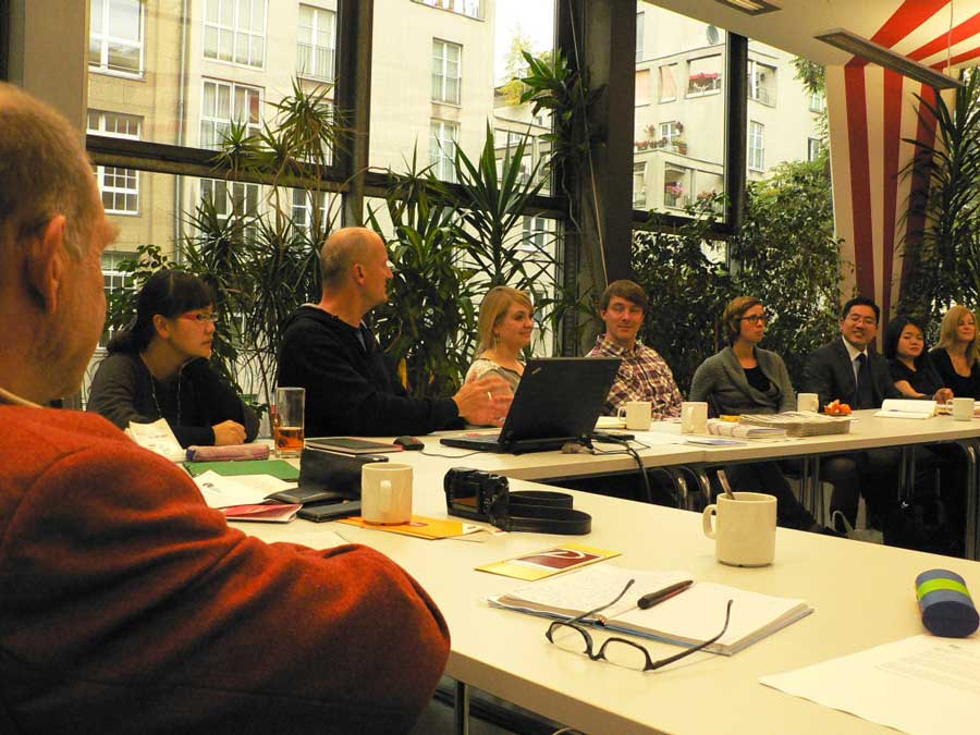 Capacity Building Workshop for Chinese Twinners – How Do Civil Societies in Europe and China Organize?