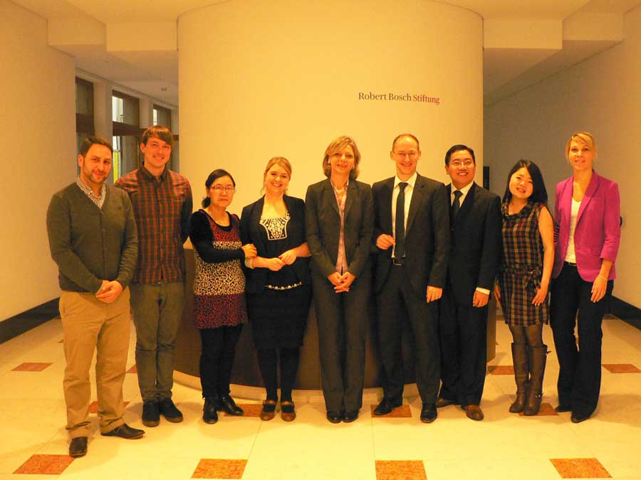 Successful Workshop Week in Berlin for 2013 Twinners: Information, Tackling Common Issues and Networking Opportunities
