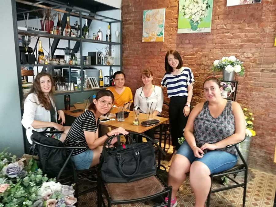 Guangzhou Twinner & Alumni meet-up