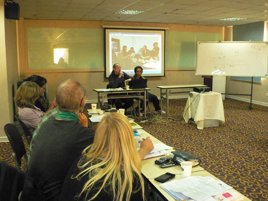 2014-02-24 Workshop and Forum: EU – China Civil Society Partnerships. First-hand Reports from NGO Twinning Exchange
